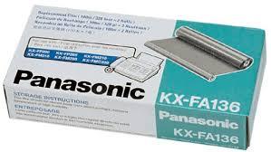 Thay Film máy Fax panasonic Mã 136A
